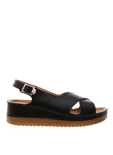 Penford Sandalet Siyah
